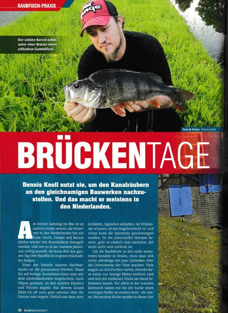 Brückentage - Der Raubfisch Seite 1