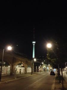 Berlin am Abend