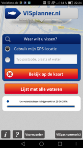 VISplaner App